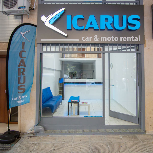Automatic Car Rentals In Greece